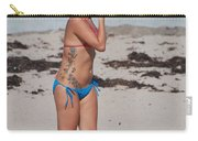 The Tattooed Lady Carry-all Pouch