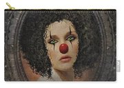 The Tearful Clown Carry-all Pouch