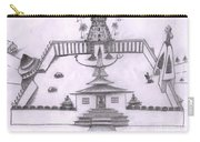 The Temple Of Religions Carry-all Pouch