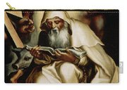 The Temptation Of Saint Anthony Carry-all Pouch