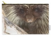 The Tender Side Of Porcupine Carry-all Pouch