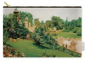 The Terrace Central Park New York Carry-all Pouch