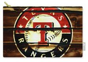 The Texas Rangers 2w Carry-all Pouch