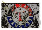 The Texas Rangers 6b Carry-all Pouch