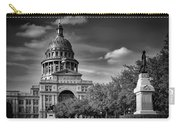 The Texas State Capitol Carry-all Pouch