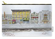 Theatre's Of Harlem's 125th Street Carry-all Pouch