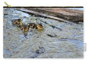 The Three Amigos Ducklings Carry-all Pouch