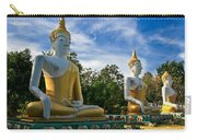The Three Buddhas  Carry-all Pouch
