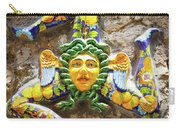 The Three-legged Symbol Of Sicily, Italy - Trinacria  Carry-all Pouch