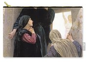 The Three Marys At The Tomb Carry-all Pouch