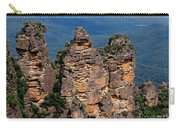 The Three Sisters Katoomba Australia Carry-all Pouch