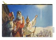 The Three Wise Men  Carry-all Pouch