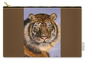 The Tiger, 16x20, Oil, '08 Carry-all Pouch