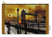 The Tower Bridge As I See Carry-all Pouch