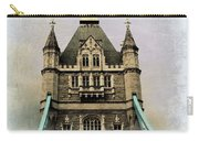 The Tower Bridge In London 2 Carry-all Pouch