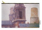 The Towers Saint Sulpice 1887 Carry-all Pouch