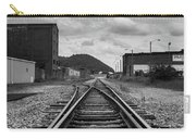 The Tracks Carry-all Pouch by Break The Silhouette