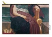The Tragic Poetess Carry-all Pouch