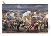 The Trail Of Tears Carry-all Pouch