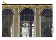 The Treaty Of Versailles Carry-all Pouch by Sir William Orpen