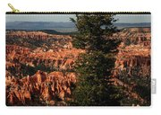 The Tree In Bryce Canyon Carry-all Pouch