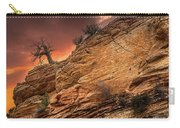 The Tree Of Zion Carry-all Pouch