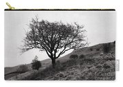 The Tree On The Fell Carry-all Pouch