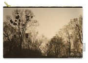 The Trees With Mistletoe. Carry-all Pouch