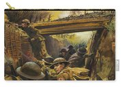The Trenches Carry-all Pouch by Andrew Howat
