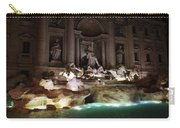 The Trevi Fountain In Rome Carry-all Pouch
