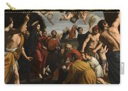 The Triumphal Entry Of Christ In Jerusalem Carry-all Pouch