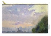 The Trocadero Carry-all Pouch by Albert Charles Lebourg