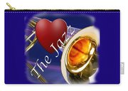 The Trombone Jazz 002 Carry-all Pouch
