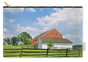 The Trostle Barn Carry-all Pouch