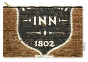 The Tunnicliff Inn - Cooperstown Carry-all Pouch