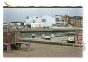 The Turner Contemporary Gallery - Margate Harbour Carry-all Pouch