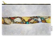 The Turquoise Stone Carry-all Pouch