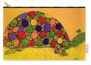 The Turtle In Lighter Colors Carry-all Pouch