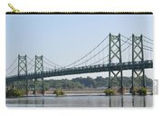 The Twin Bridges Carry-all Pouch