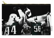 The Under Dogs Philadelphia Eagles Carry-all Pouch