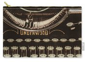 The Underwood Carry-all Pouch