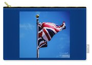 The Flag Of Great Britain Carry-all Pouch