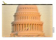 The United States Capitol Carry-all Pouch