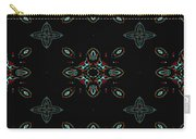 The Universe Display At Night Abstract Carry-all Pouch
