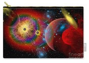 The Universe In A Perpetual State Carry-all Pouch by Mark Stevenson