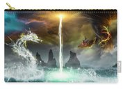 The Universe Of Dragons Carry-all Pouch