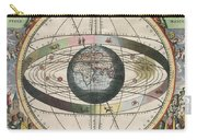 The Universe Of Ptolemy Harmonia Carry-all Pouch by Science Source