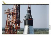 The Unmanned Mercury-atlas Capsule Sits Carry-all Pouch
