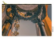 The U.s. National World War II Memorial In Washington Dc, Usa. I Carry-all Pouch