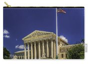 The Us Supreme Court Carry-all Pouch